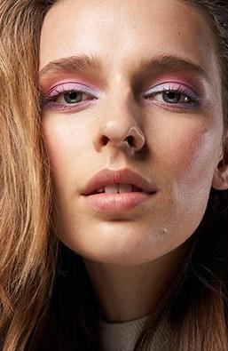 maquillaje verano 2021 sombras lilas