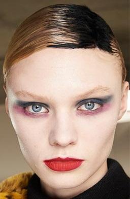ojo ahumado maquillajes invierno 2021