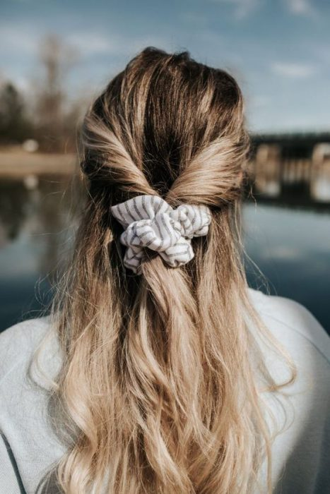 peinados desprolijos moda invierno 2021