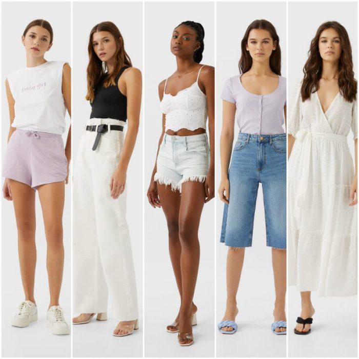 ropa de moda para mujer que se usara en primavera verano 2021