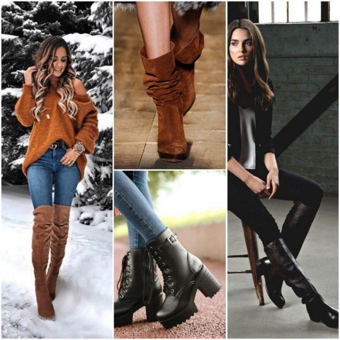 botas de moda invierno 2021