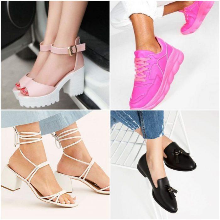 calzado de moda verano 2021