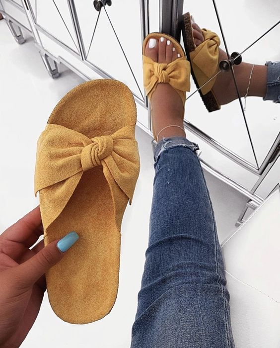 sandalias ugly de moda verano 2021