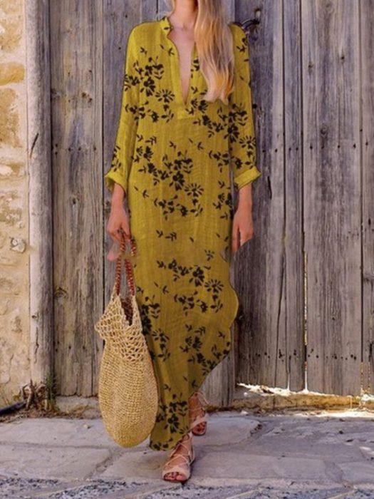 vestido tunica casual senoras