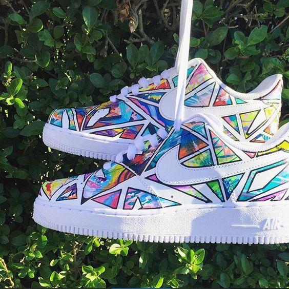 zapatillas coloriadas verano 2021