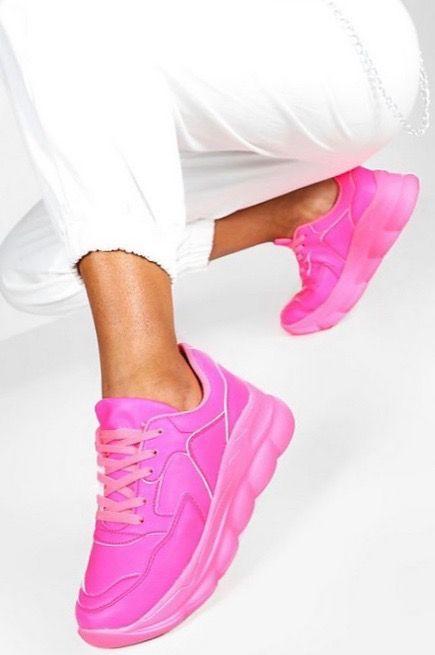 zapatillas neon verano 2021
