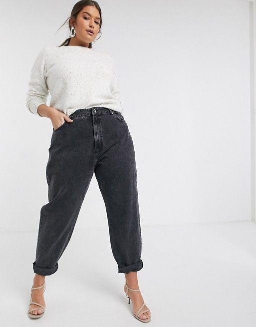 jeans mom tallas grandes