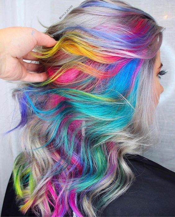 pelo rainbow