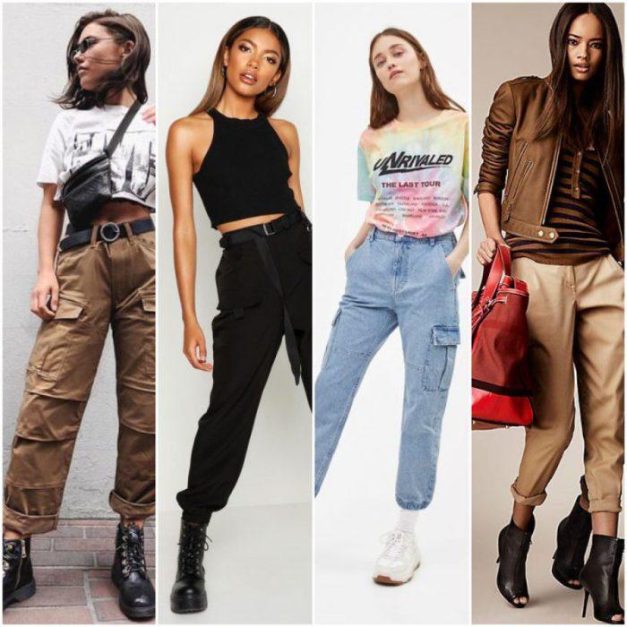 احترام آخر انقطع الاتصال Pantalones Cargo Mujer 2019 Outofstepwineco Com