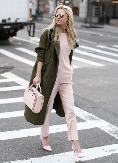 abrigos color verde militar 1