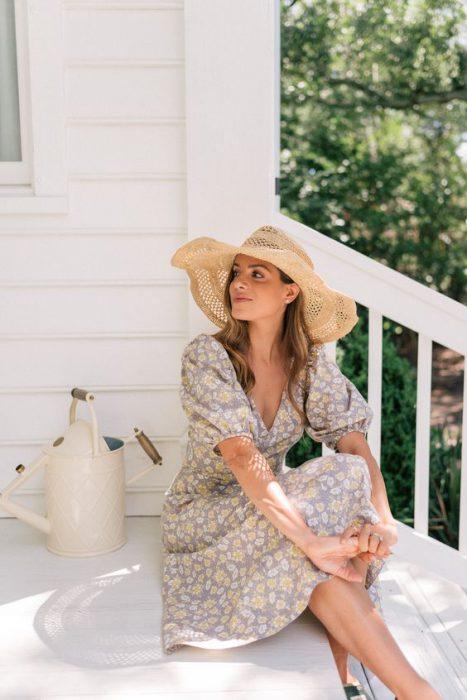 sombreros de moda para el verano mujer