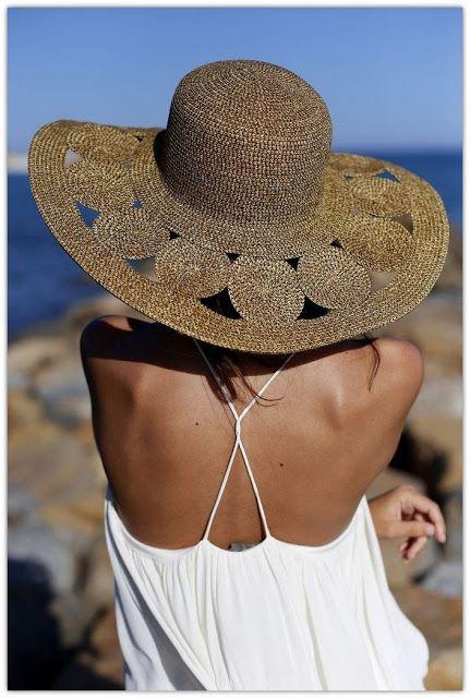 sombreros para la playa