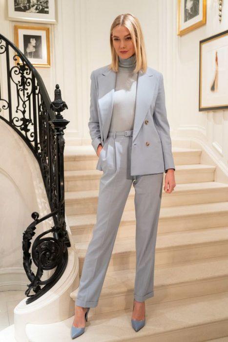 trajes para senoras formal