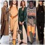 Moda para mujer Tendencias invierno 2022
