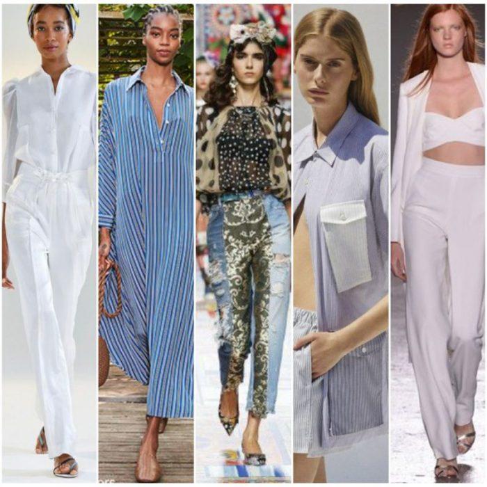 Moda para mujer verano 2022 Tendencias