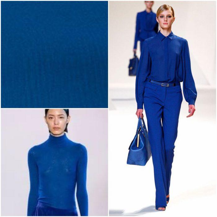 Mykonos Blue Colores de moda invierno 2022