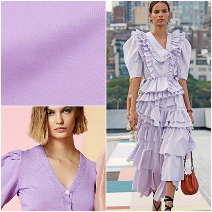 Purple Rose Colores de moda primavera verano 2021 2