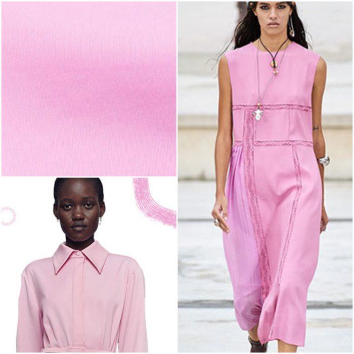 Rosa Pirueta Colores de moda primavera verano 2021