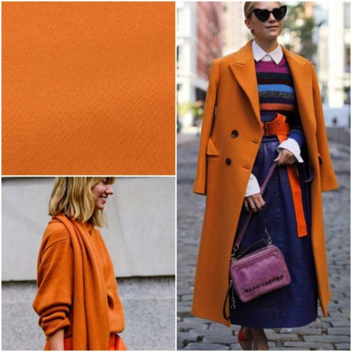 Salsa de tomate Colores de moda invierno 2022