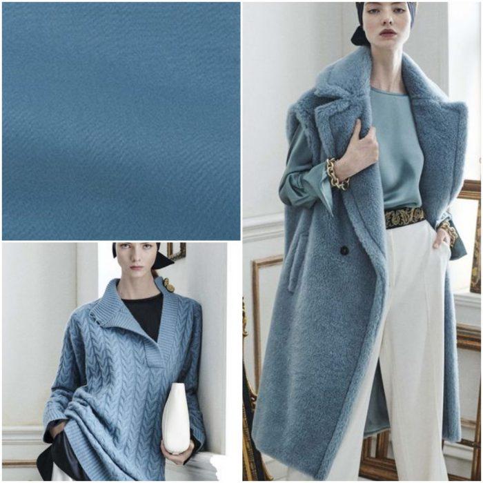 azul grisaseo Colores de moda invierno 2022