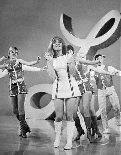 botas de moda en los anos 60
