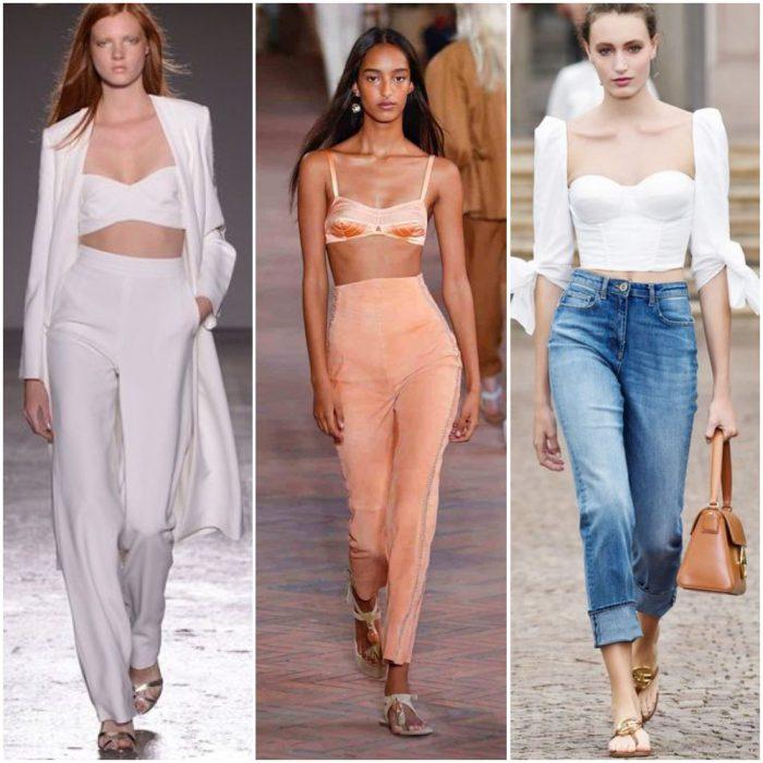 corset para mujer moda mujer verano 2022 tendencias