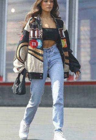 estilo hip hop mujer moda de los 90