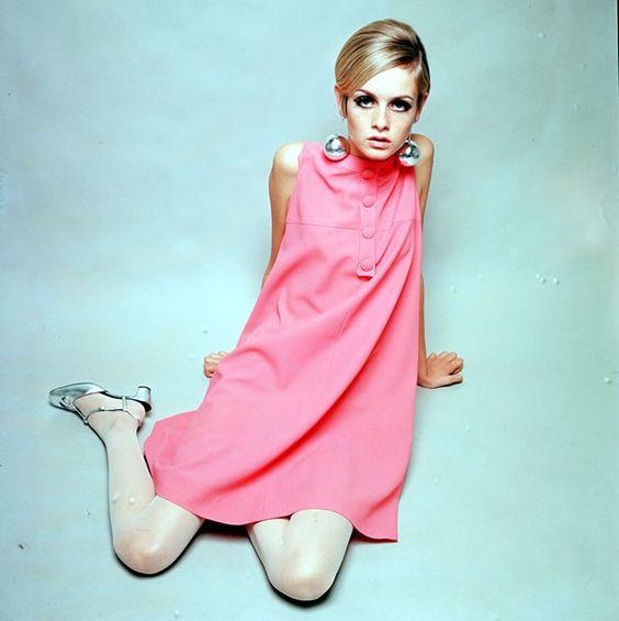 look moderno teigui de los 60