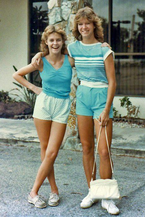 look sporty chic verano 70