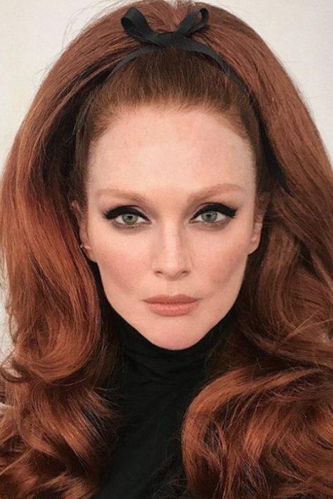 maquillaje de los 60