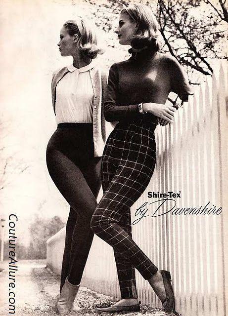 moda de los anos 60
