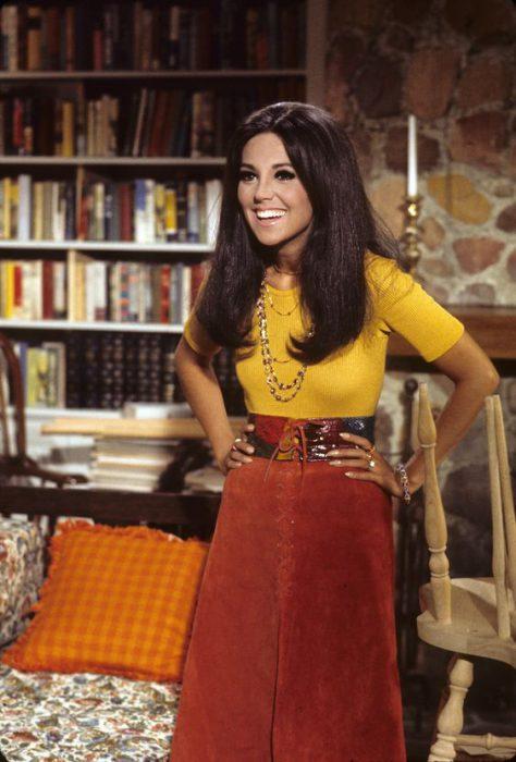 peinado hippie de los 60