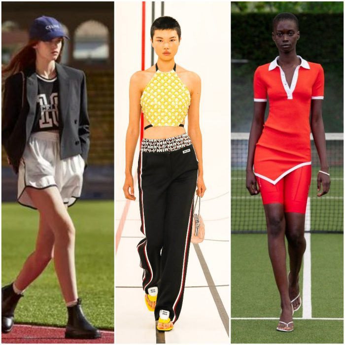 sport chic moda mujer verano 2022 tendencias