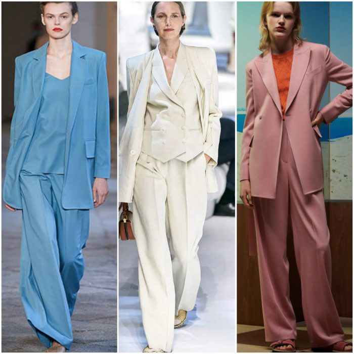 trajes holgados para mujer moda mujer verano 2022 tendencias