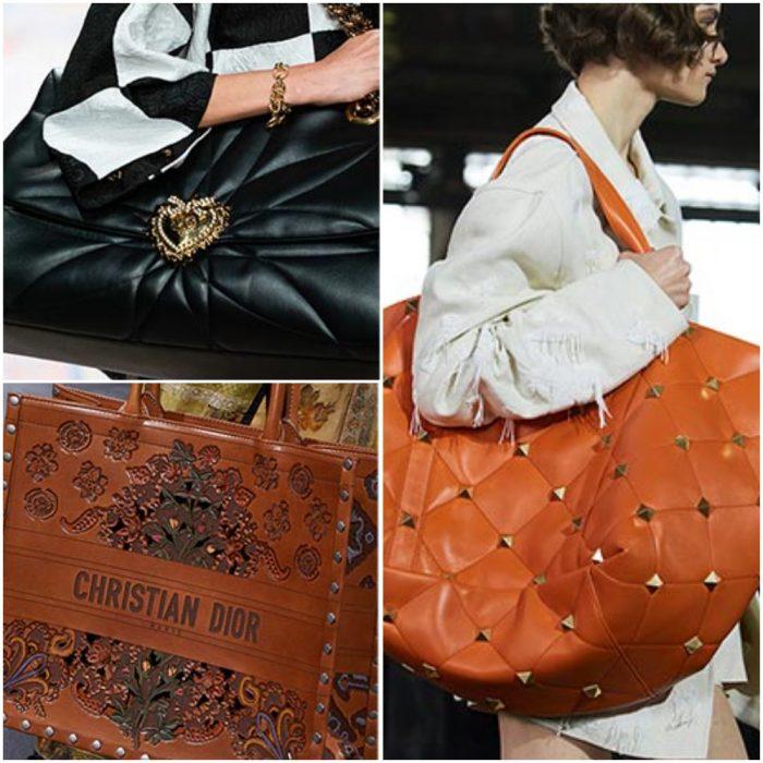Grandes bolsos de moda verano 2022