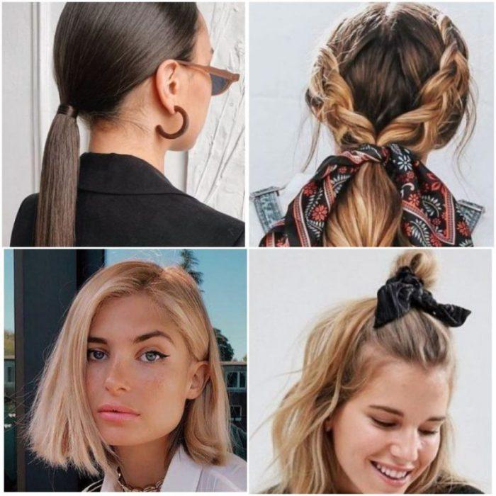 Peinados de moda invierno 2022