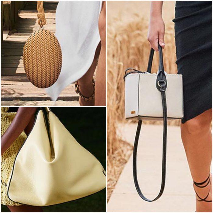 formas geometricas bolsos de moda verano 2022