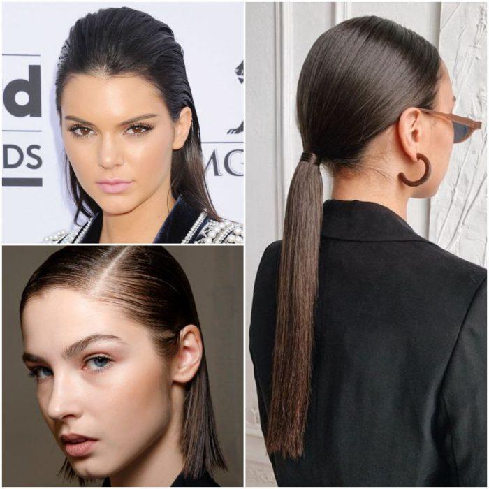 perfectamente peinado Peinados de moda invierno 2022