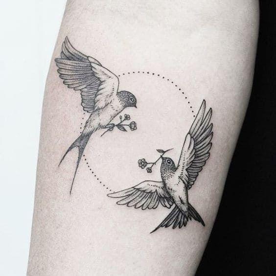 tatuaje dibujo paloma