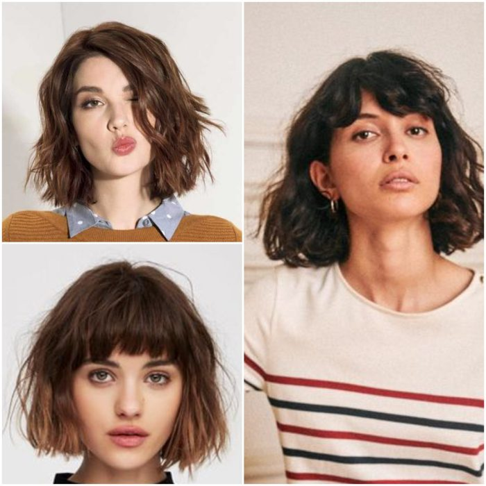 Bob prismatico tendencias cortes de cabello verano 2022