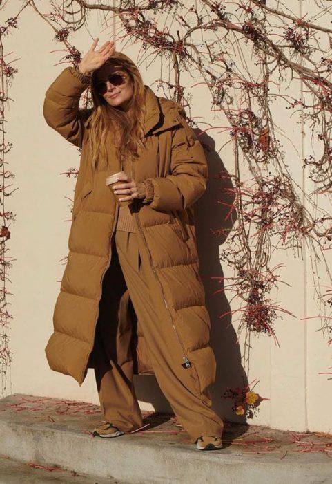 abrigo acolchonado invierno 2021