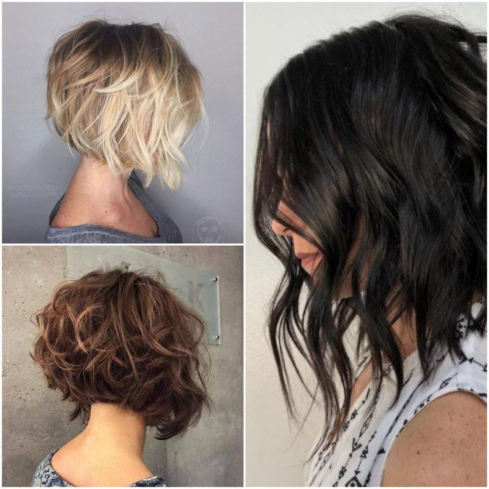 bob asimetrico tendencias cortes de cabello verano 2022