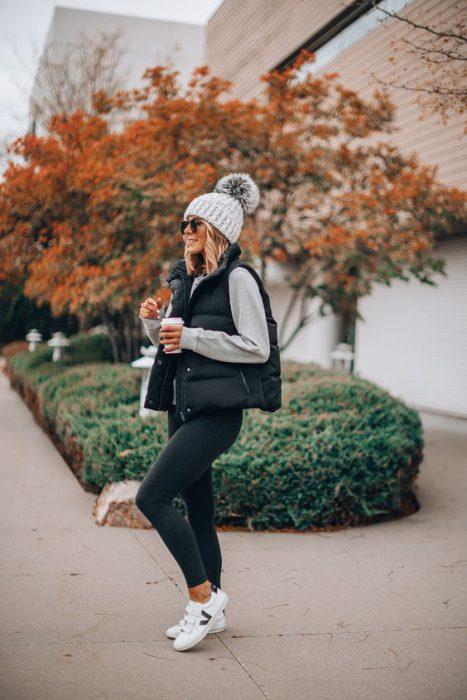 ponchos de moda para el invierno 2022