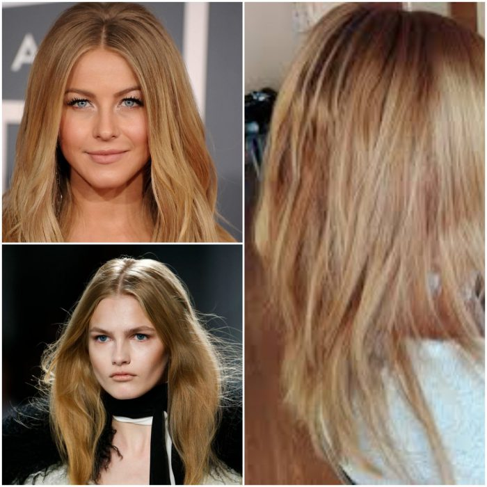 rubia arena tendencia color cabello invierno 2022