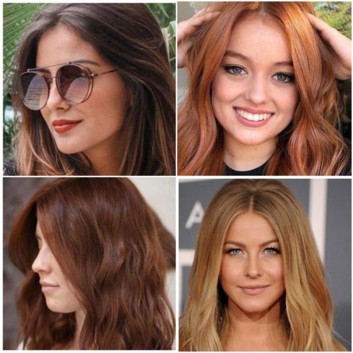 tendencia color cabello invierno 2022