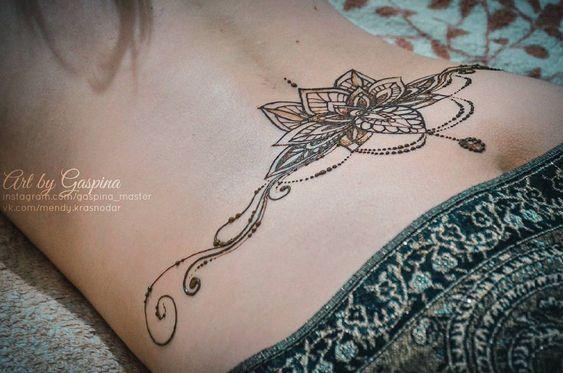 tatuaje espalda inferior