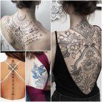 tatuaje espalda mujer