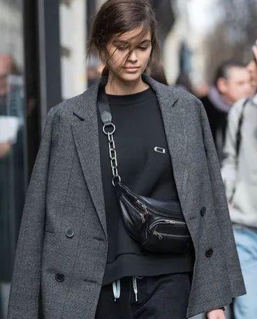 outfit con rinonera